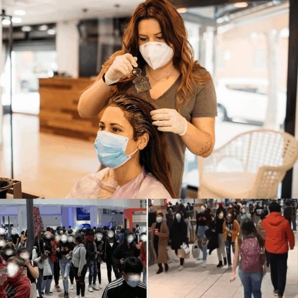 Alberta Hair Salons Reopening
